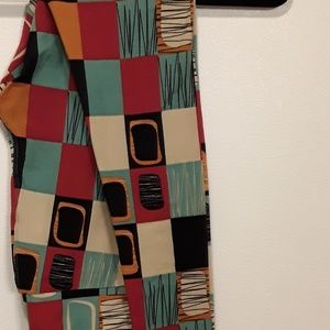 Lularoe Leggings OS Cute LLR Dress